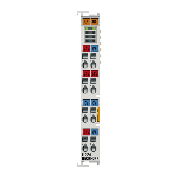 EL9550 | System terminal, surge filter system and field supply
