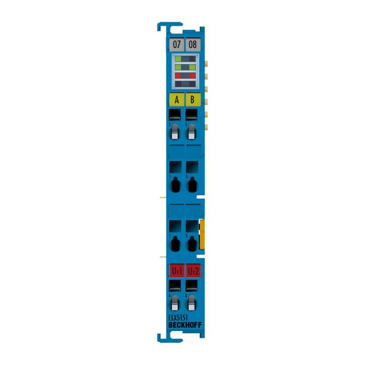 ELX5151 | 1-Kanal-Inkremental-Encoder-Interface NAMUR, 32Bit, Exi