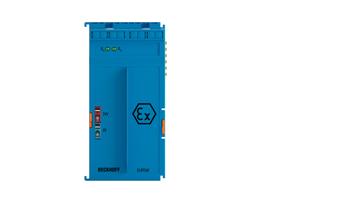 ELX9560 | Einspeiseklemme, 24VDC, potenzialgetrennt