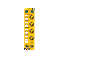 EP1918-0002 | 8-channel digital input, TwinSAFE Logic, 24 V DC