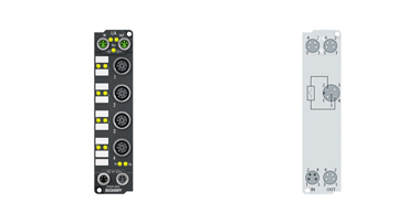 EP2624-0002 | 4-Kanal-Relais-Ausgang 25 V AC/30 V DC