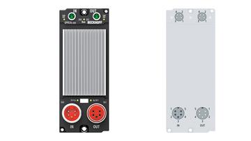 EP9576-1032   EtherCAT Box, brake chopper box