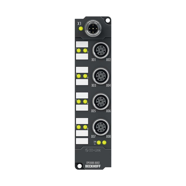 EPI1008-0002 | 8-Kanal-Digital-Eingang 24 V DC