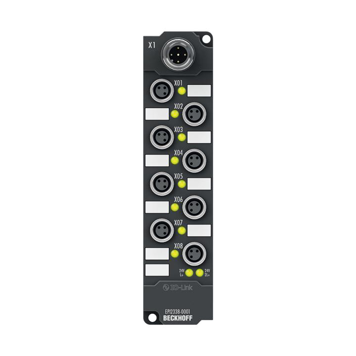 EPI2338-0001 | 8-Kanal-Digital-Ein- oder -Ausgang 24VDC