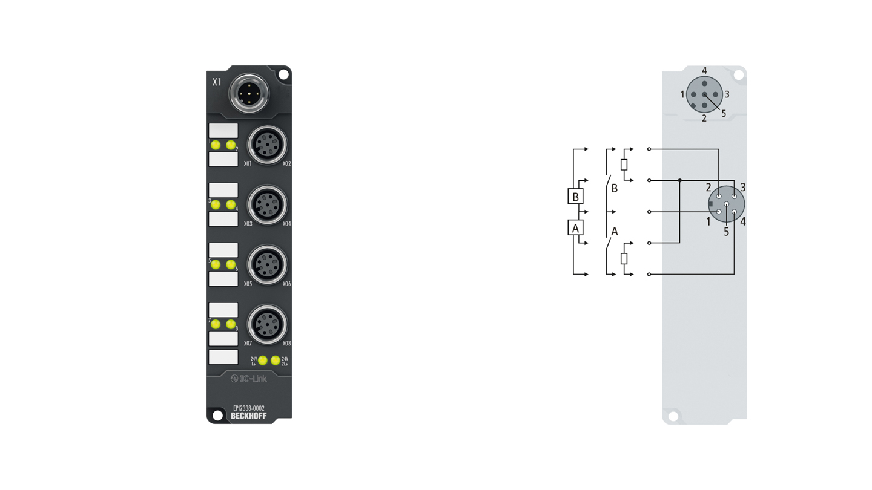 EPI2338-0002, M12, screw type