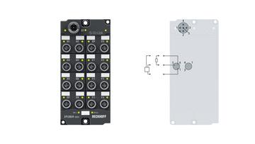 EPI2809-0021, M8, screw type