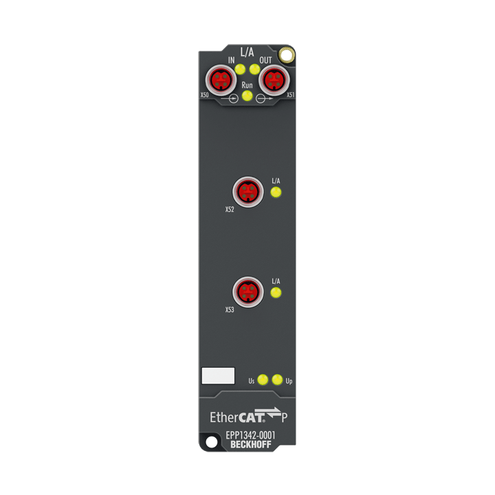 EPP1342-0001   EtherCAT P junction