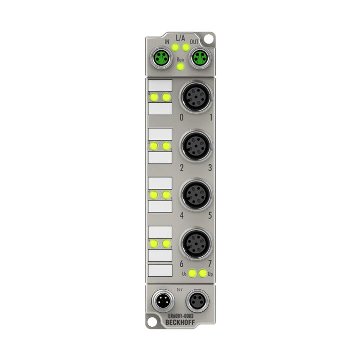 ER6001-0002 | 1-Kanal serielle Schnittstelle, RS232, RS422/RS485