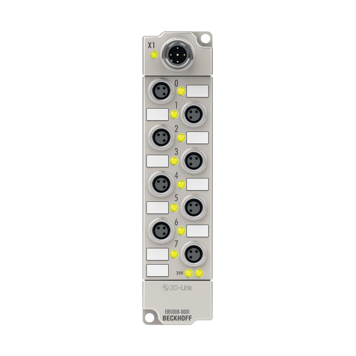 ERI1008-0001 | 8-Kanal-Digital-Eingang 24 V DC