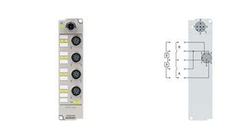 ERI1008-0002, M12, screw type
