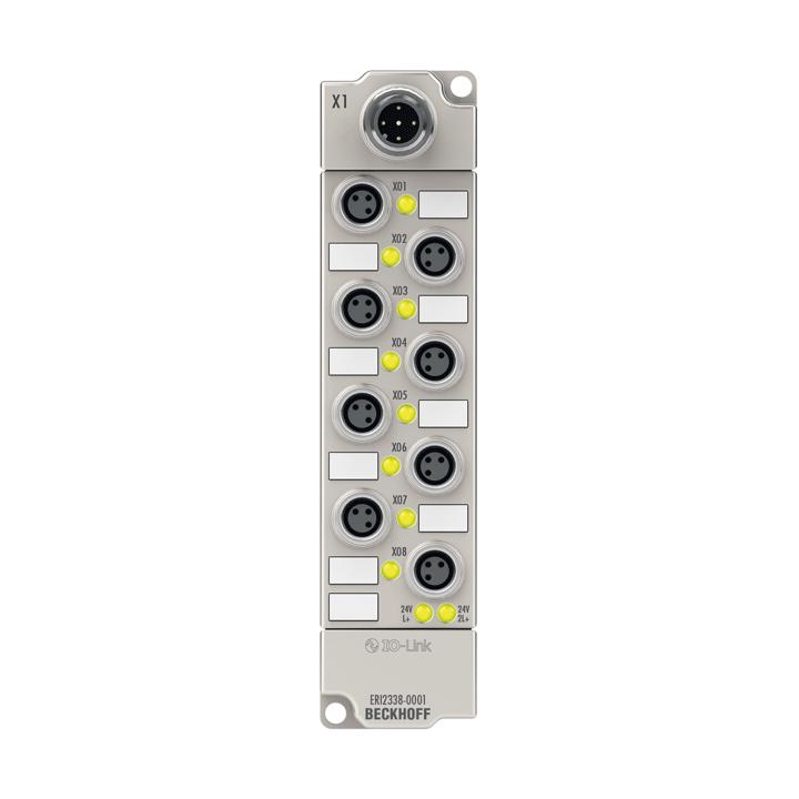 ERI2338-0001 | 8-channel digital input or output 24 V DC