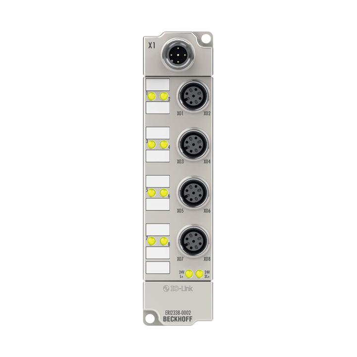 ERI2338-0002 | 8-channel digital input or output 24 V DC