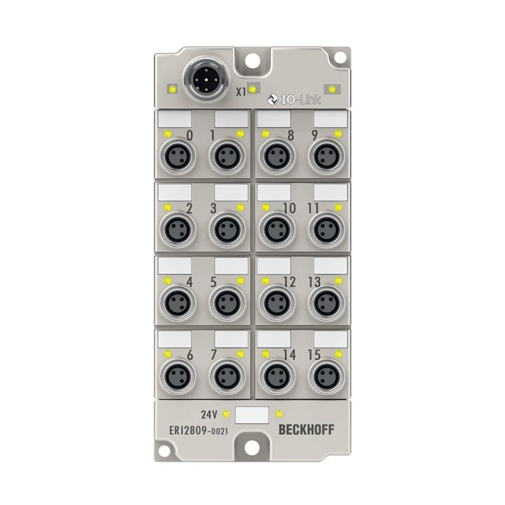 ERI2809-0021 | 16-channel digital output 24 V DC, Imax = 0.5 A (∑ 4 A)