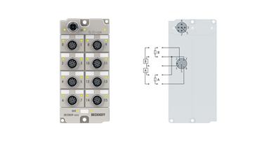 ERI2809-0022, M12, screw type