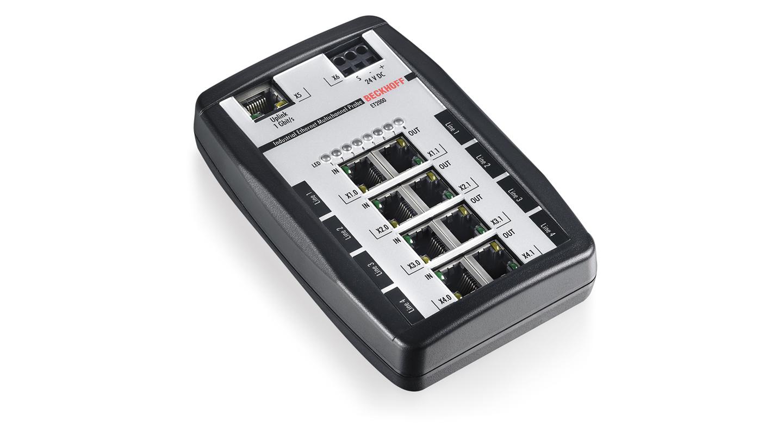 ET2000 | Industrial Ethernet multi-channel probe