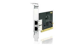 FC1100 | Infrastructure, 1-channel fieldbus card, EtherCAT, slave, PCI, RJ45