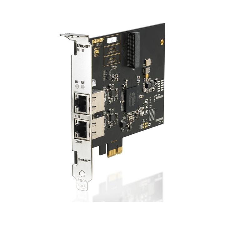 FC1121 | PCIe-EtherCAT-Slavekarte