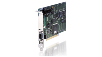 FC3101 | Infrastructure, 1-channel fieldbus card, PROFIBUS, master/slave, PCI, D-sub