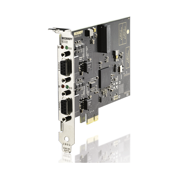 FC5122 | PCIe-CANopen