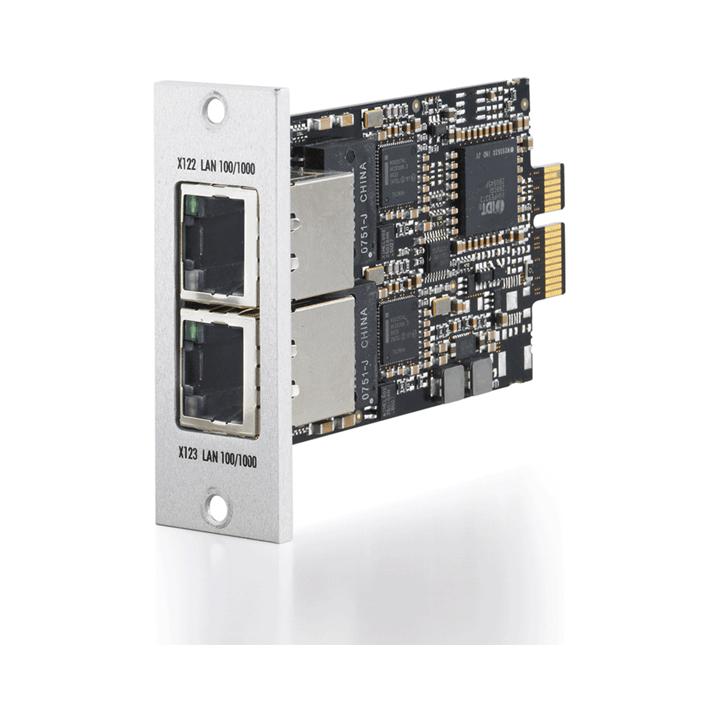 FC9062 | Dual Gigabit Ethernet PCIe module
