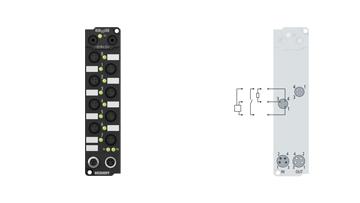 IE2300, Ø8, snap type