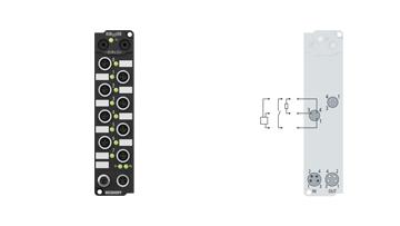 IE2331, M8, screw type