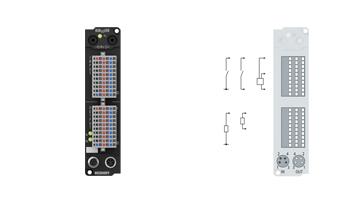 IE2403, Steckverbinder mit Federkrafttechnik