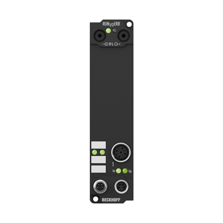 IE6022 | Extension Box, 2-channel communication interface, serial, RS422/RS485, M12