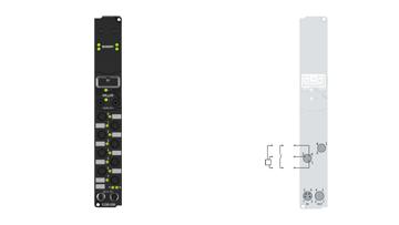 IL2300-B200 | Fieldbus Box modules for Lightbus