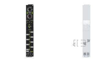 IL2300-B528   Fieldbus Box modules for DeviceNet