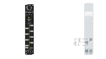 IL2300-B730 | Fieldbus Box modules for Modbus