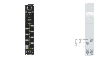 IL2300-B810 | Feldbus-Box-Module für RS232