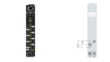 IL2301-B510 | Feldbus-Box-Module für CANopen
