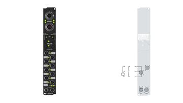 IL2301-B518 | Feldbus-Box-Module für CANopen