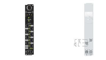 IL2301-B730 | Feldbus-Box-Module für Modbus