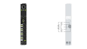 IL2302-B903 | Feldbus-Box-Module für PROFINET