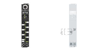 IP10x0-Bxxx, 8 mm, snap type