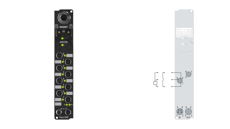 IP1001-B520 | Fieldbus Box modules for DeviceNet
