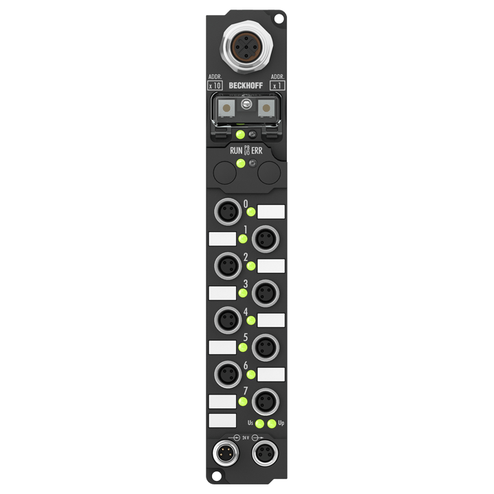 IP2001-B810 | Feldbus-Box-Module für RS232