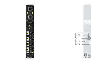 IP2022-B310 | Fieldbus Box modules for PROFIBUS