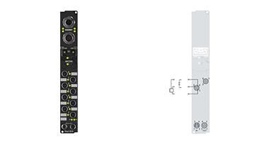 IP2041-B518 | Fieldbus Box modules for CANopen