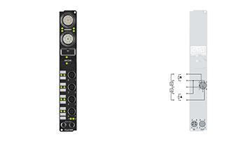 IP2042-B400 | Fieldbus Box modules for Interbus