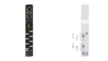 IP2400-B518 | Fieldbus Box modules for CANopen