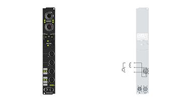 IP2512-B518 | Feldbus-Box-Module für CANopen