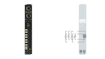 IP3102-B310 | Fieldbus Box modules for PROFIBUS
