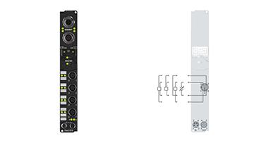 IP3112-B510 | Feldbus-Box-Module für CANopen