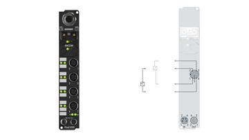 IP3312-B520 | Fieldbus Box modules for DeviceNet