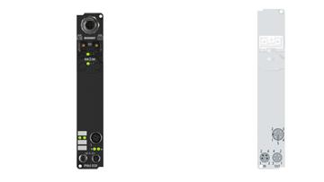 IP6002-B520 | Fieldbus Box, 2-channel communication interface, DeviceNet, serial, RS232, M12