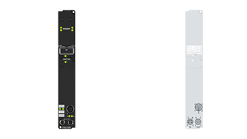 IP6012-B200 | Fieldbus Box, 2-channel communication interface, Lightbus, serial, TTY, 20mA, M12