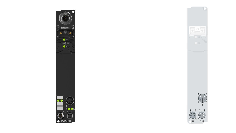 IP6012-B510 | Fieldbus Box modules for CANopen